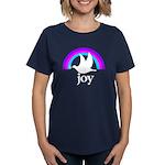 Doves Of Joy Women's Dark T-Shirt