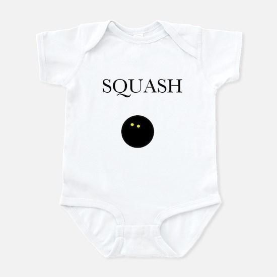 Squash Infant Bodysuit