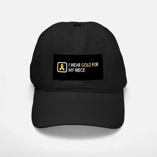 Childhood Cancer: Gold For My Baseball Hat