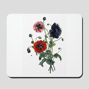 Poppy Art Mousepad