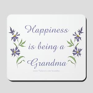 Happy Grandma Mousepad