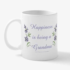 Happy Grandma Mug