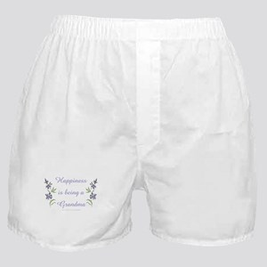 Happy Grandma Boxer Shorts