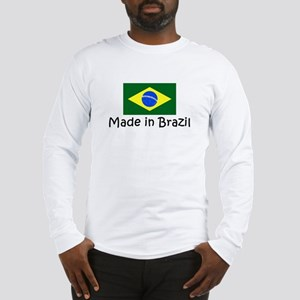 Made in Brazil Long Sleeve T-Shirt