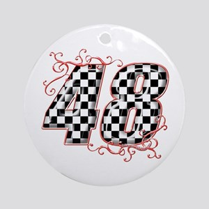 RaceFashion.com Ornament (Round)