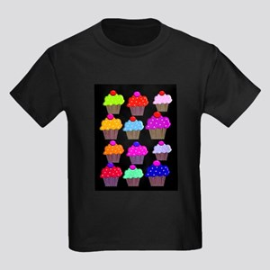 Cupcakes 1 Women's Cap Sleeve T-Shirt