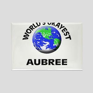 World's Okayest Aubree Magnets