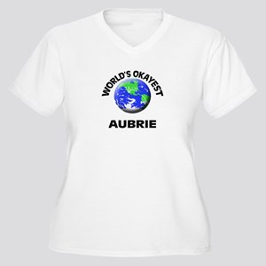 World's Okayest Aubrie Plus Size T-Shirt