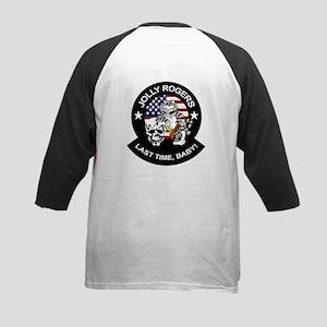 VF-84 Jolly Rogers Kids Baseball Jersey