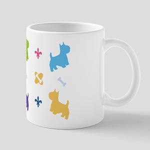Westie Designer Mug