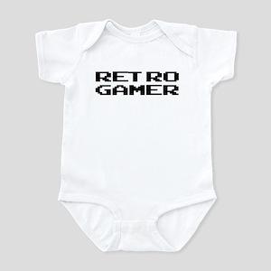 Retro Gamer Infant Bodysuit