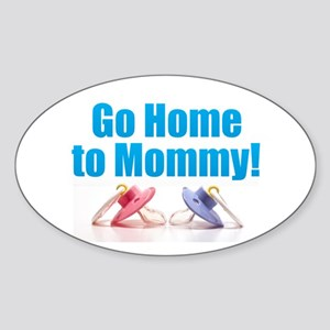 Go Home Sticker