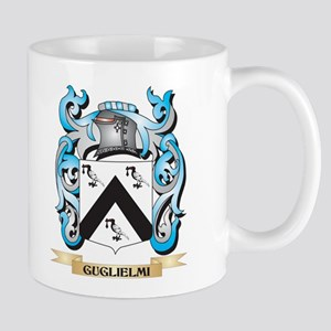 Guglielmi Coat of Arms - Family Crest Mugs
