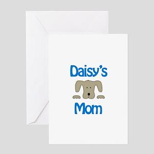 Daisy's Mom Greeting Card