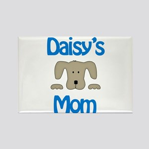 Daisy's Mom Rectangle Magnet