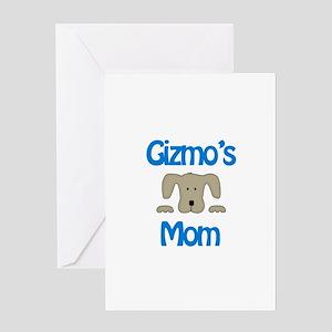 Gizmo's Mom Greeting Card