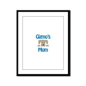 Gizmo's Mom Framed Panel Print