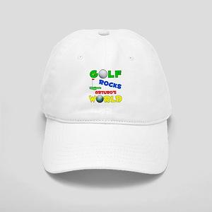 Golf Rocks Arturo's World - Cap