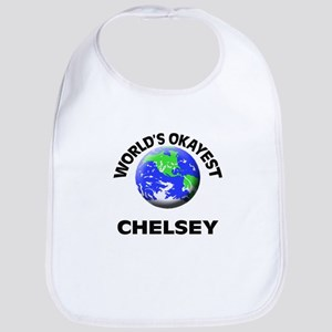 World's Okayest Chelsey Bib