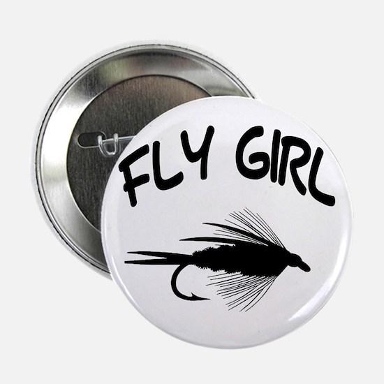 "FLY GIRL - 2.5"" PIN"