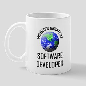World's Greatest SOFTWARE DEVELOPER Mug