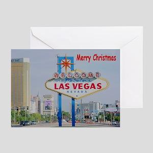 Las Vegas Merry Christmas Cards 10