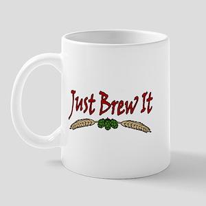 Just Brew It Mug