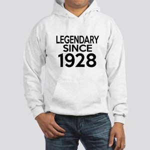 Legendary Since 1928 Hooded Sweatshirt