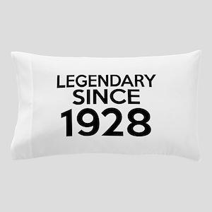 Legendary Since 1928 Pillow Case