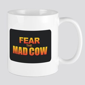 Fear the Mad Cow Mugs