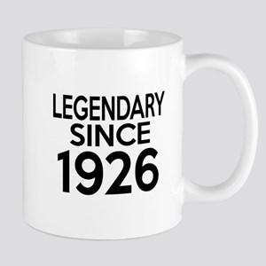 Legendary Since 1926 Mug