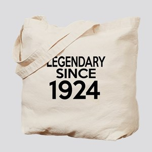 Legendary Since 1924 Tote Bag