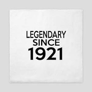 Legendary Since 1921 Queen Duvet
