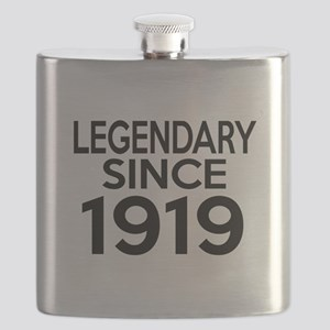 Legendary Since 1919 Flask