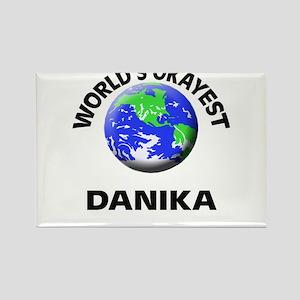 World's Okayest Danika Magnets