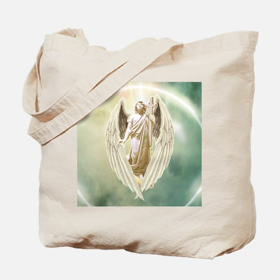Angel Gabriel Tote Bag