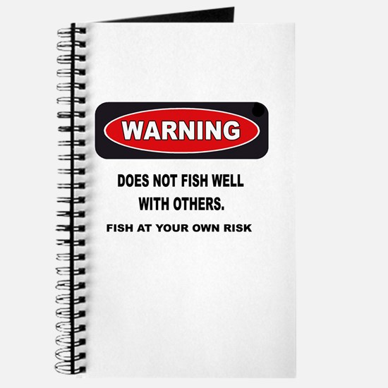 WARNING. DOES NOT FISH WELL WITH OTHERS