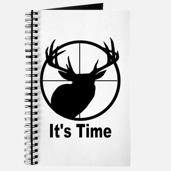 Cute Elk doe Journal