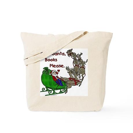 Dear Santa - Kids Printing Tote Bag