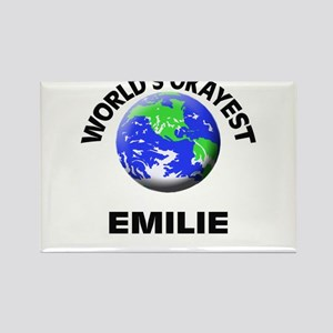 World's Okayest Emilie Magnets