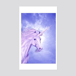 Unicorn & Sky ~ Rectangle Sticker
