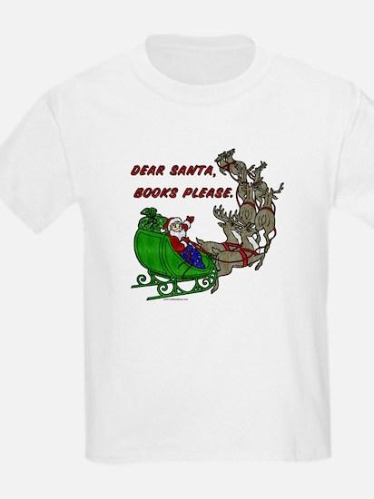 Dear Santa - Adult Printing T-Shirt