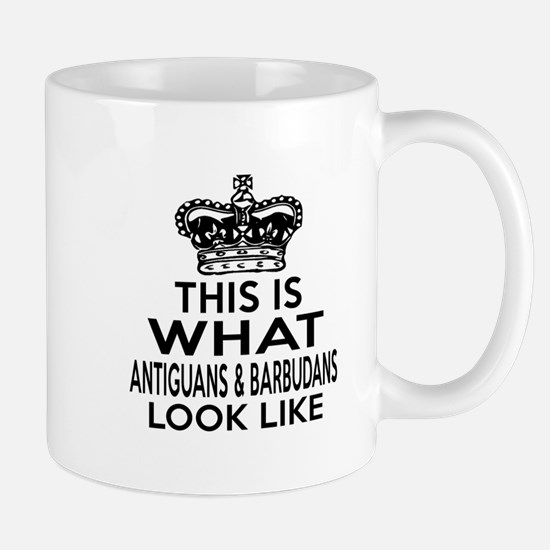 Antiguans Look Look Like Designs Mug