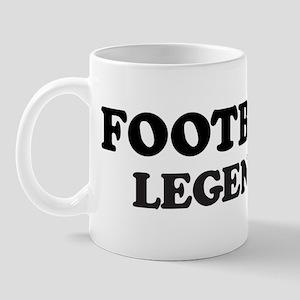 FOOTBAG Legend Mug