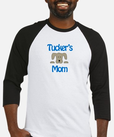 Tucker's Mom Baseball Jersey