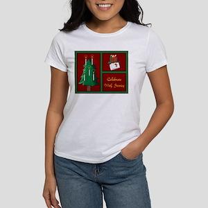 Celebrate w Stories Women's T-Shirt