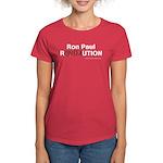 Ron Paul Women's Dark T-Shirt