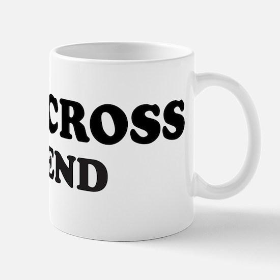 SNOWCROSS Legend Mug