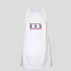 Nevertheless, she persisted Light Apron