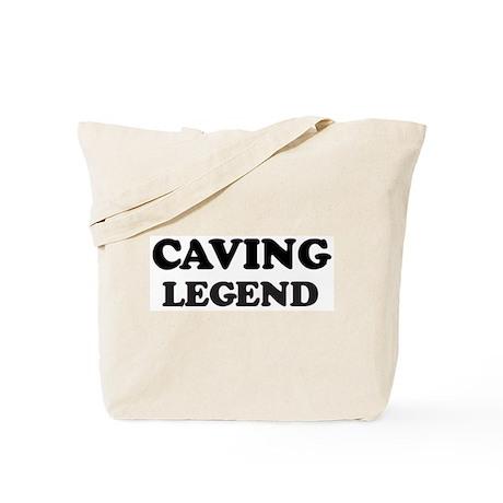 CAVING Legend Tote Bag